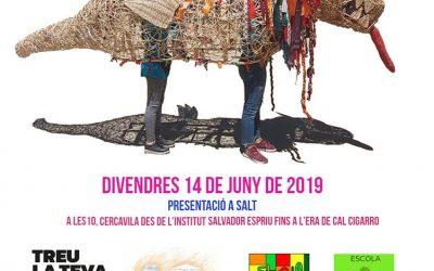 Presentació de la Portacamins a Salt13.06.2019