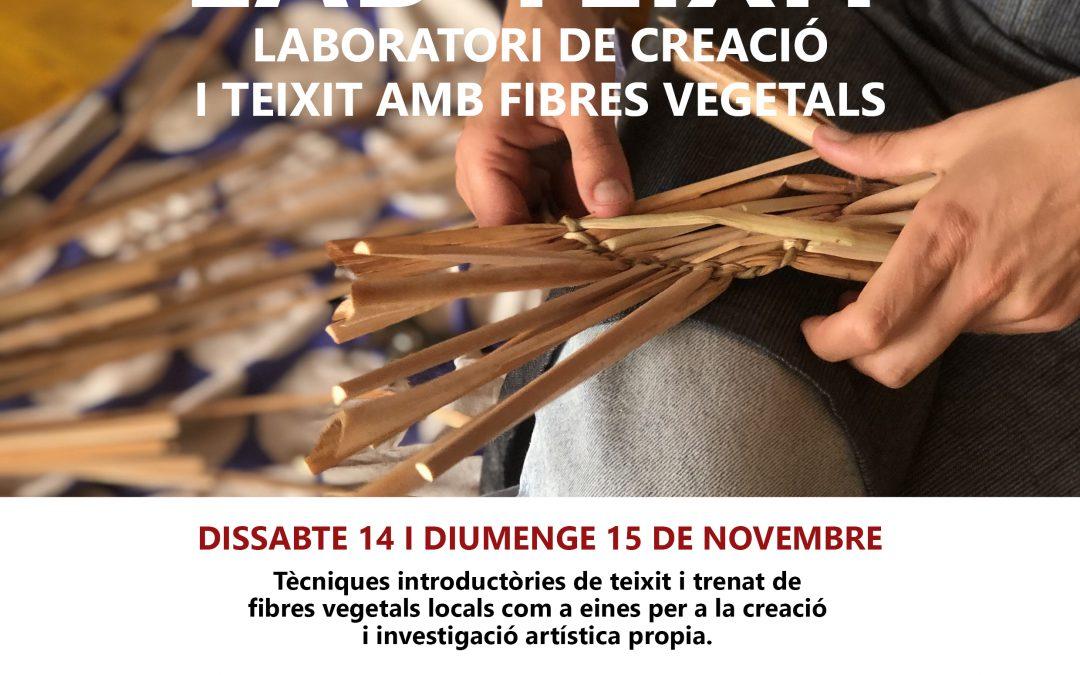 LAB-TEIXIT – 14 i 15 Novembre21.09.2020