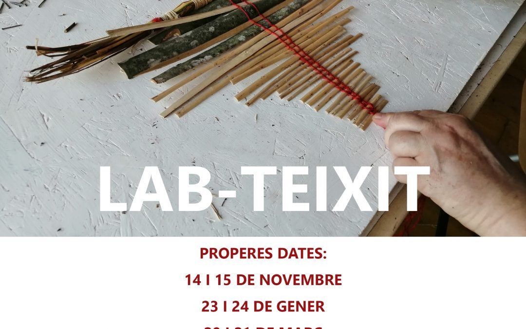 LAB-TEIXIT – Properes dates 2020-202121.09.2020