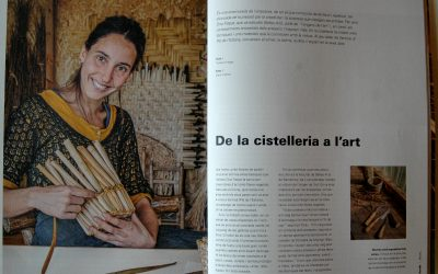 De la cistelleria a l'art – Revista Arrels28.05.2021